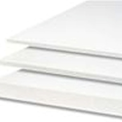 Heat Activated Foam Board White 40