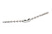 Nickel-Free Steel Beaded Neck Chain, Length 30