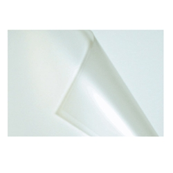 "Clear 8-1/2"" x 11"" PVC Covers Square Corners (100/pkg)"